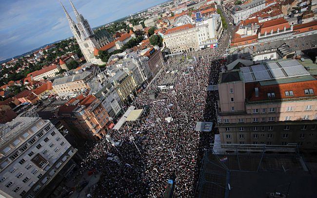 Prosvjedi kurikularna reforma