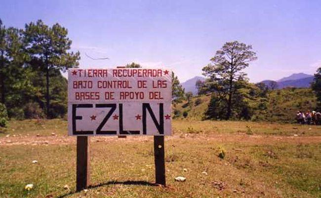 EZLN zapatisti