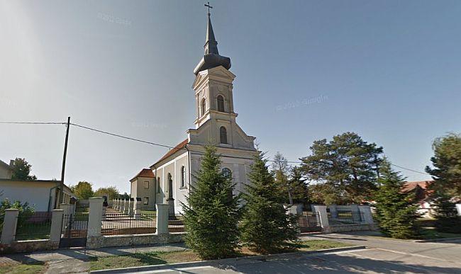 Župna crkva Jarmina