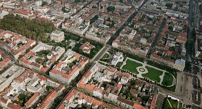 Zagreb panorama