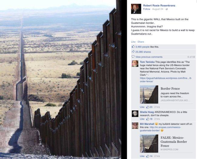 Zid Meksiko