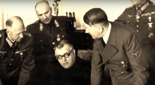 Jozef Tiso Adolf Hitler