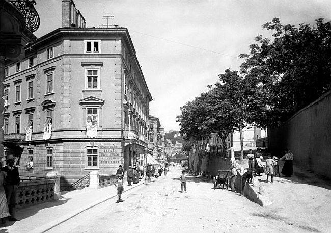 Rijeka 1906. godine