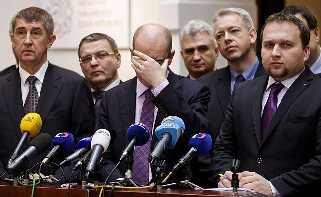 Češka vlada