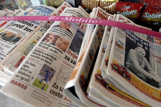 Novine kiosk