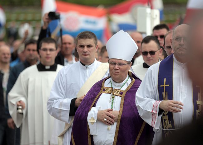 Bleiburg svećenstvo