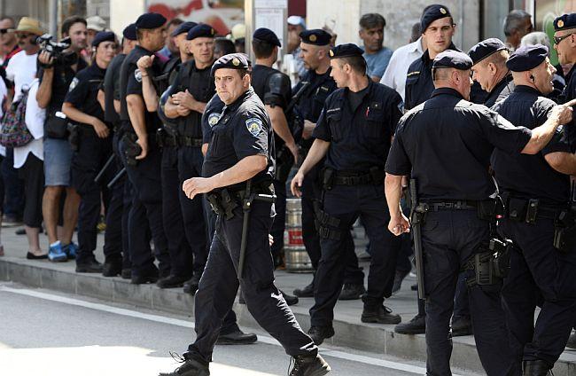 Policija Knin