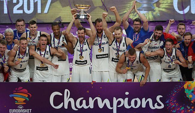 Slovenija Eurobasket