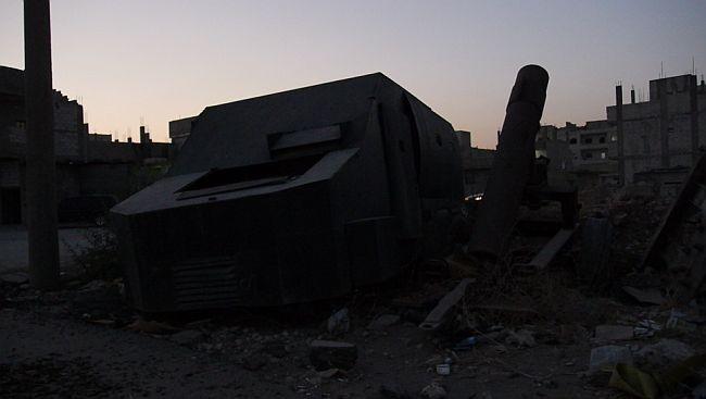 Tenk Kobane
