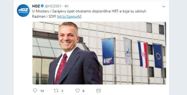 HDZ HRT