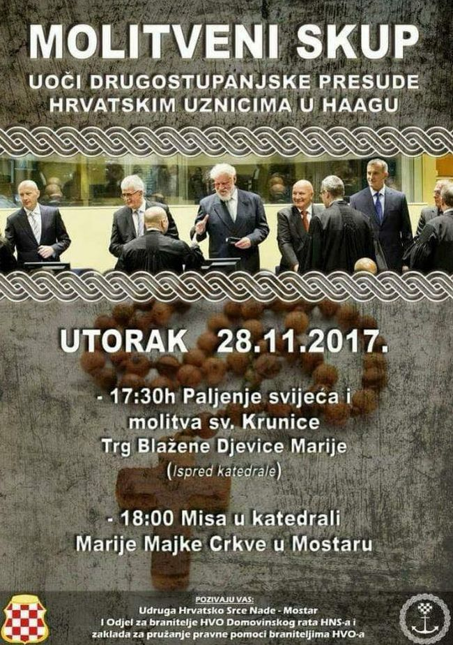 Molitveni skup Mostar