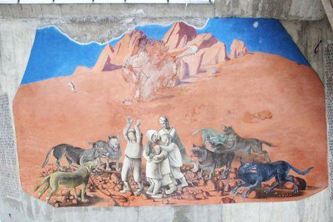LUPIGA NA SUTJESCI: Memorijalni kompleks Tjentište - Dolina heroja