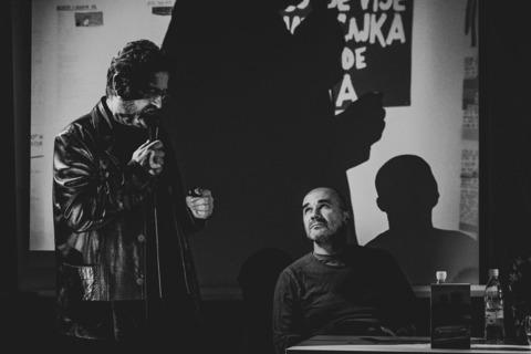 Kruno Lokotar i Mladen Blažević