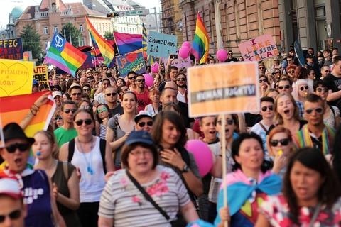 Pronađi se na Zagreb Prideu