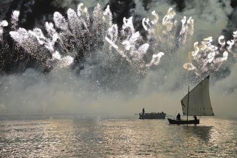 VELIKA FOTOGALERIJA: Beskompromisni spektakl u 35 fotografija