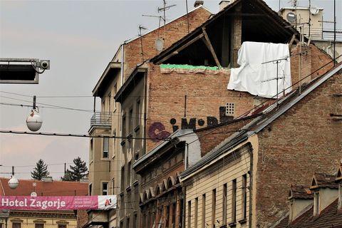 Prozor u Zagreb