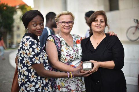 """Veselje, sreća i puno ponosa na dodjeli nagrade """"Nada Dimić"""""""