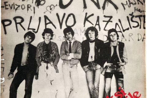 Mario Krištofić 1978. godine snima Prljavo Kazalište za njihovu prvu singlicu
