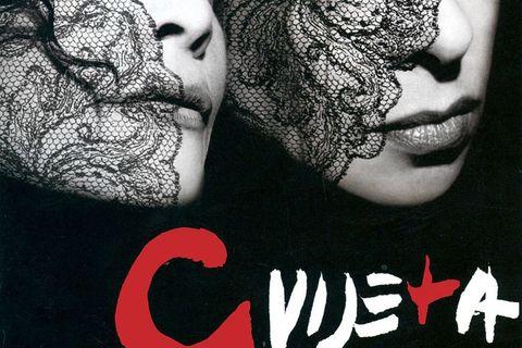 Plakat predstave Cvijeta Zuzorić u teatru &TD iz 2005. godine