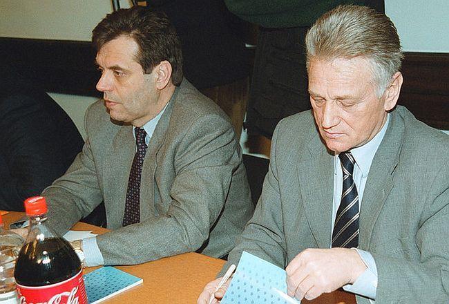 Vojislav Koštunica - Momčilo Perišić