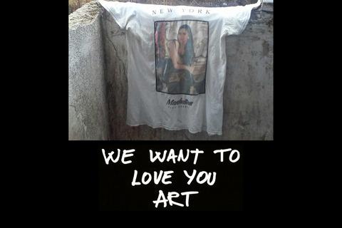 ŠTO SU SNIMILI TRAŽITELJI AZILA: Želimo te voljeti, umjetnosti