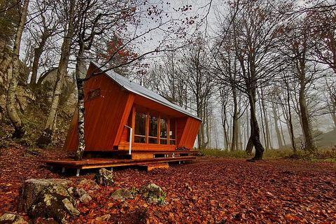 VRHUNSKA ARHITEKTURA U SRCU PLANINE: Upoznajte prekrasna planinarska skloništa Velebita