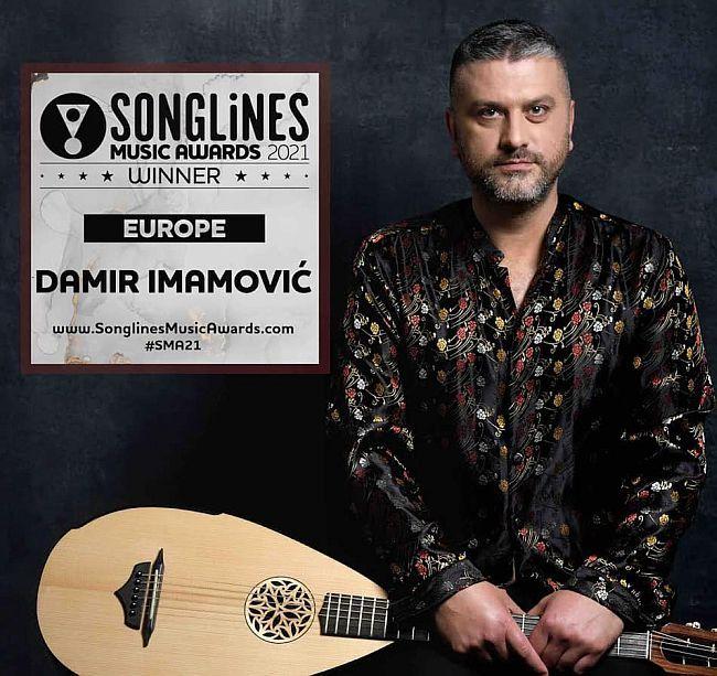 Damir Imamović Songlines