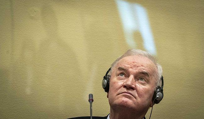 Ratko Mladić - presuda