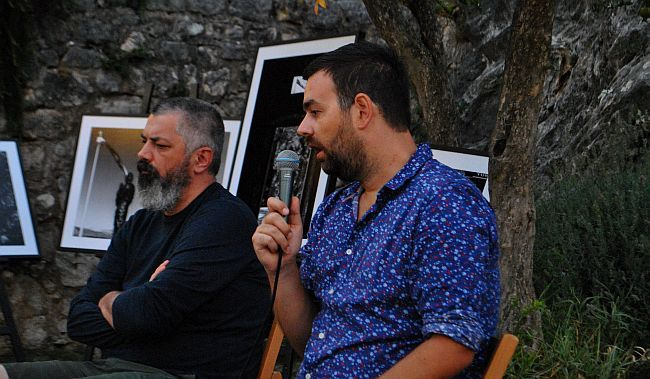 Slaven Rašković i Igor Čoko