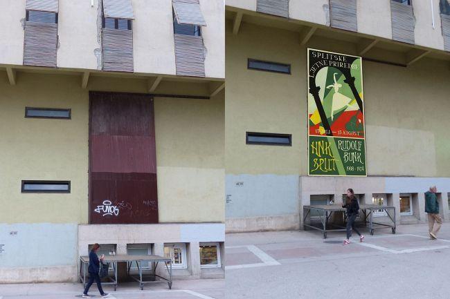 Prijedlog vrata HNK Split