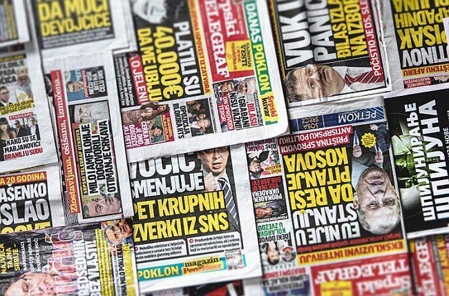 Novine Srbija