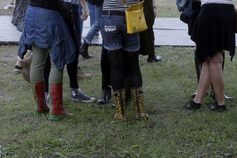 Gumene čizme dodatna su oprema