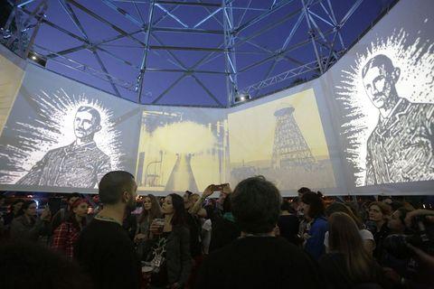 Teslin toranj posebna je atrakcija ovogodišnjeg festivala