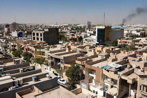 Erbil - glavni grad Iračkog Kurdistana