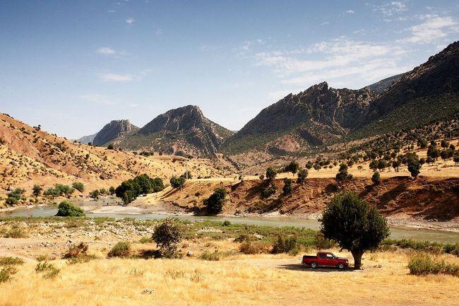 OLOVNA BUDUĆNOST: Što je Lupiga snimila u Kurdistanu