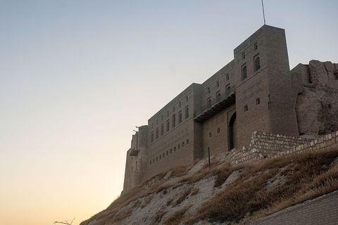 Citadela u Erbilu