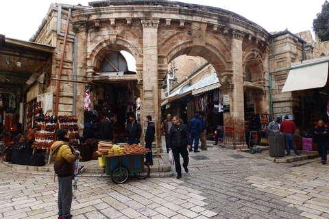 Muristan u kršćanskoj četvrti u Jeruzalemu, lokacija nekadašnje Bolnice svetog Ivana