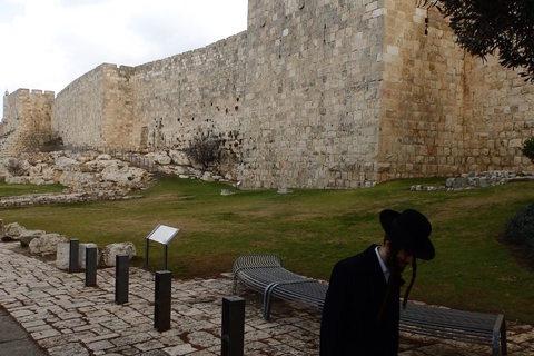 Na brdu Sion koje je dalo ime cionizmu, pokretu sa zadaćom stvaranja židovske države u Palestini