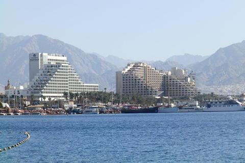 Eilat, izraelski Miami na obali Crvenog mora