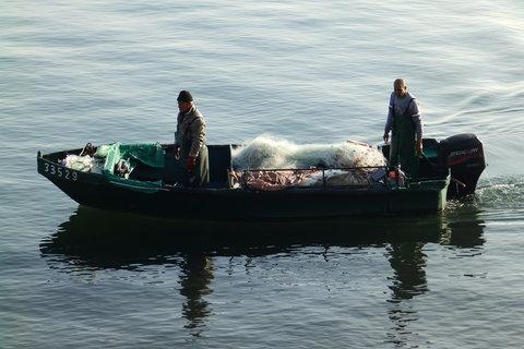 Ribarska flota na Galilejskom jezeru