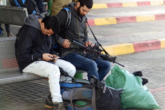 ZIMA U IZRAELU I PALESTINI: Svakodnevica uhvaćena fotoobjektivom