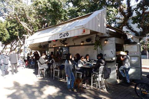 Šabat na bulevaru Rothschild, Tel Aviv