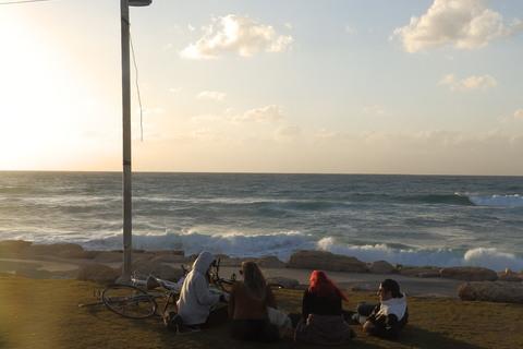 Druženje na obali