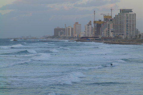 Ovako Tel Aviv izgleda iz Jafe