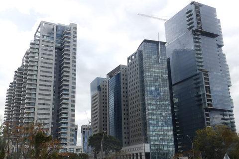 Nakrcavanje nebodera