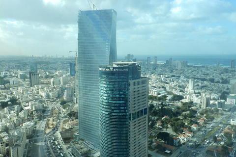 Jafa se krije iza nebodera na jugozapadu