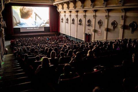 Puno kino na otvorenju